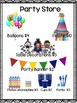 Party Planning Project Based Learning - Free
