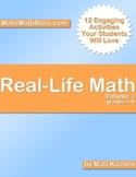 Real-Life Math Volume 1