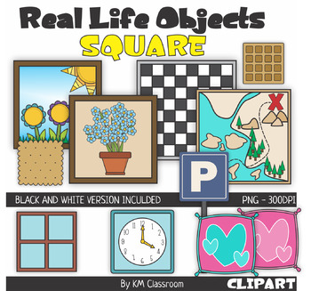 Examples Of Square In Real Life