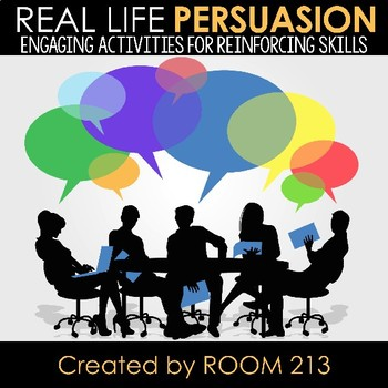 Real Life Persuasion Lessons and Activities