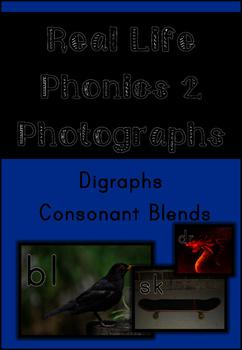Real Life Phonics Photographs (Digraphs and Consonants)