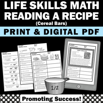 special education life skills math