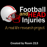 Real-Life Research: Football and Head Injuries