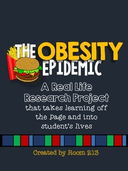 Real Life Research Project: The Obesity Epidemic & Fast Food