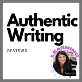 Real Life Writing (Reviews)