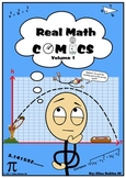 Real Math Comics Volume 1