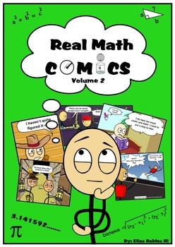 Real Math Comics Volume 2