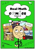 Real Math Comics Volume 2