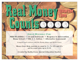 Real Money Counts: Quarter Money Line