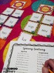 Real & Nonsense Word Spring Sorting
