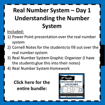 8.NS.1 Understanding the Real Number System