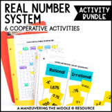 Real Number System Activity Bundle