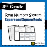 Real Number System - Square and Square Roots 8.EE.2