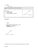 Real Numbers Lesson/Worksheet