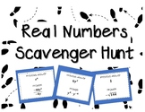 Real Numbers Scavenger Hunt
