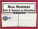 Real Numbers - Sets and Subsets of Numbers (Rational, Irra
