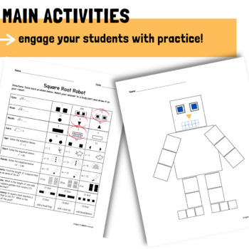 Real Numbers Unit - Flipped Math Classroom