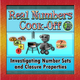 Real Numbers and Closure Properties Introduction Activity