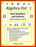 Real Numbers and Subsets