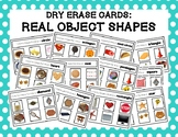 Real Object Shapes: Dry Erase Boards