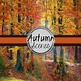 Photo Clip Art (12 Images/4 Sizes) - Autumn Scenes