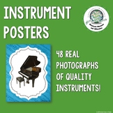 Real Photograph Instrument Posters