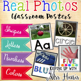 Real Photos - Class Decor