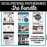Real Photos Bundle | Social Emotional Photo Resources Bundle