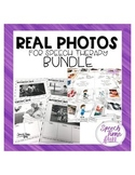 Real Photos for Speech Therapy BUNDLE