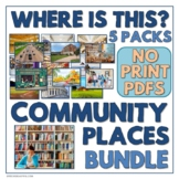 Real Photos of 40+ Community Places - No Print PDF #may21s