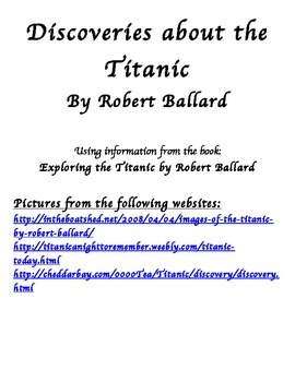 Real Pictures of the Titanic