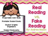 Real Reading vs. Fake Reading