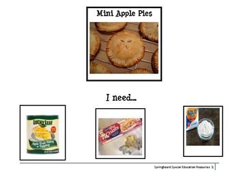 Real Recipes: Mini Apple Pies