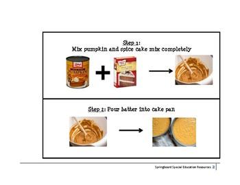 Real Recipes: Pumpkin Cake