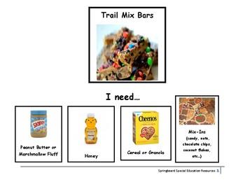 Real Recipes: Trail Mix Bars
