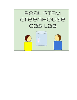 Real STEM Greenhouse Gas Lab