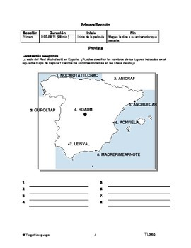 Real-Spanish Study Guide