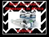 Real Survivor Disease's in Africa Activity