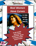 "Hispanic Heritage Month: ""Real Women Have Curves"":  film guide and questions"