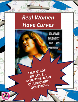 """""""Real Women Have Curves"""":  film guide and questions"""
