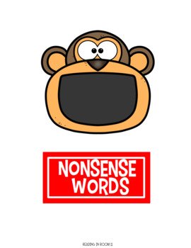 Real Words vs Nonsense Words: L Blends