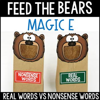 Real Words vs Nonsense Words: Magic or Silent E