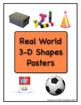 Real World 3-D Shapes (Geometry)