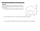 Real World Application of Compound Area