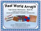 Real World Arrays Task Cards