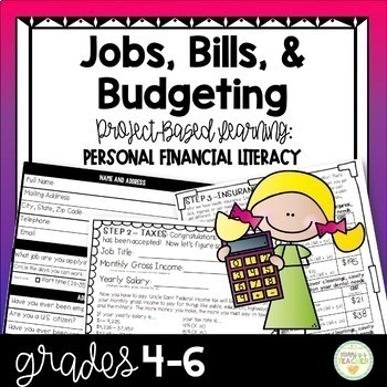 Real-World Budgeting & Finance: A Personal Financial Literacy Project