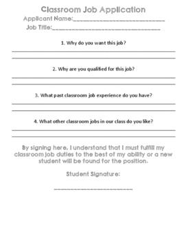 """Real World"" Classroom Jobs/ Tasks Bundle!"