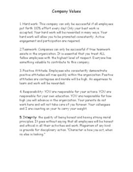 Real World Classroom Management Plan!