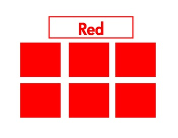 Real World Colors Matching Game