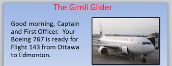 Real World Conversions - The Gimli Glider